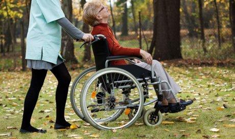 Acte de nursing pour personne en situation de handicap à Rennes