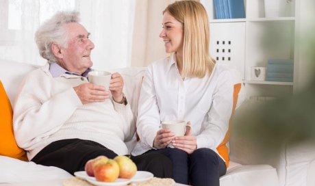 Aide à domicile pour personnes âgées à Rennes