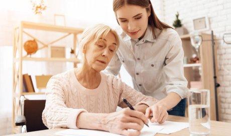 Acte de nursing pour personne âgée  à Rennes et ses environs